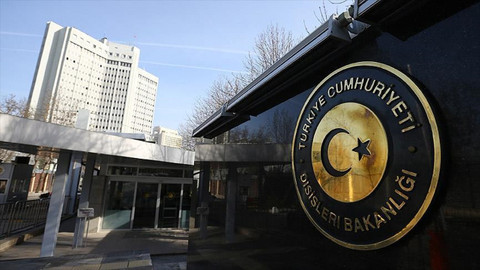 Dışişleri Bakanlığı, Bağdat'taki terör saldırısını kınadı