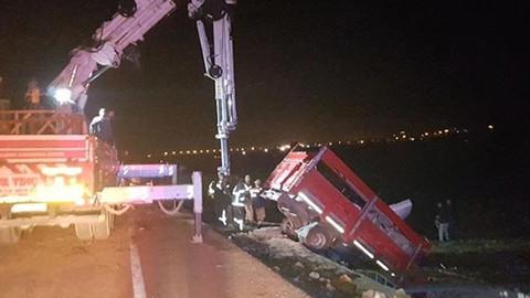 Hatay'da trafik kazası: 1 ölü 6 yaralı