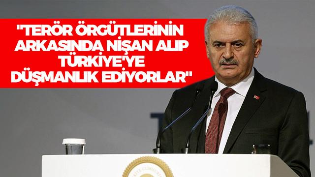 Başbakan Binali Yıldırım: ABD'nin yaptığı, Türkiye'ye düşmanlık etmektir