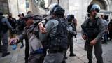 Mescid-i Aksa'da 6 Türk'e gözaltı