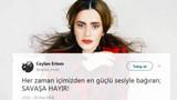 Ceylan Ertem kimdir? Zeytin Dalı tweeti neden olay oldu?