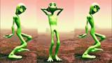 Yeşil uzaylı dansı nedir, nasıl oynanır? Yeşil uzaylı dansı yapan ünlüler kimler?