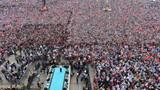 AK Parti'nin Yenikapı Mitingi'ne Kaç Kişi Katıldı?