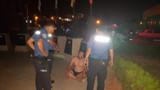 Karısı tarafında çırılçıplak sokağa atıldı