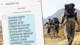 SMS'le PKK propagandası yapıldı