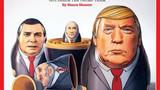 Time'dan Putin ve Trump'lı matruşka kapağı