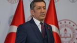 Bakan Selçuk: Türkiye'de ilk defa olacak