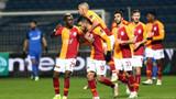 Galatasaray Kasımpaşa deplasmanında farklı kazandı