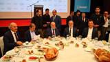 Ekrem İmamoğlu, Saadet Partisi iftar programına katıldı