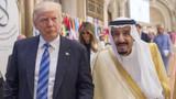 Suudi Kral Selman, ABD kuvvetlerinin ülkeye girişine onay verdi