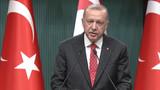 Cumhurbaşkanı Erdoğan: Demek ki Türk bayrağını tanımıyor