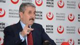 Destici'den HDP açıklaması: Bu partinin aslında kapatılması lazım