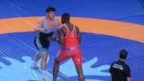 Milli sporcu Rıza Kayaalp dünya şampiyonu oldu