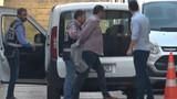 Dün sertbest bırakıldı bugün tutuklandı