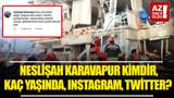 Neslişah Karavapur kimdir, kaç yaşında, Instagram, Twitter?