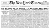 New York Times ilk kez modern başlık kullanmadı