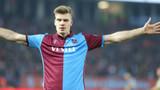 Sörloth Trabzonspor'da tarihe geçti