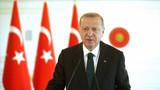 Cumhurbaşkanı Erdoğan, Türkiye'nin en uzun köprüsünü açtı