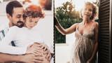 Anne olmak için gün sayıyor:  Hamilelikte 13 kilo aldım