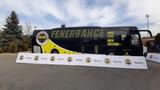 Fenerbahçe takım otobüsünü yeniledi