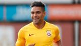 Galatasaray'da Radamel Falcao'nun forma satışı