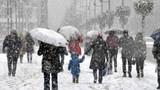Meteoroloji'den yoğun kar yağışı uyarısı...