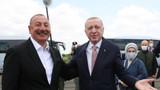 Erdoğan, Ermenistan işgalinden 28 yıl sonra kurtarılan Şuşa'da!