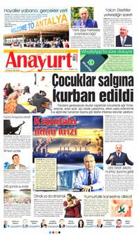Anayurt Gazetesi