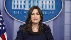 Beyaz Saray Sözcüsü Sanders restorandan kovuldu