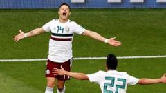 Dünya Kupası'nda Meksika kazanmaya devam ediyor