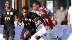 Galatasaray, PSV'ye 3-1 mağlup oldu