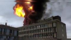 Fransa'da üniversitede patlama