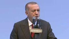 Cumhurbaşkanı Erdoğan: Hırsızlık kötüdür ama oy hırsızlığı tam bir felakettir