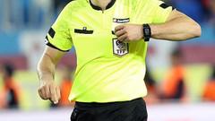 UEFA Türk hakeme görev verdi