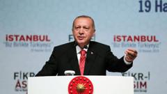 Erdoğan, Emine Bulut'un ailesine başsağlığı diledi