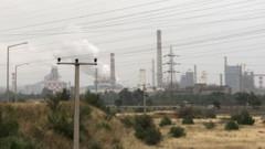 İskenderun'da demir çelik fabrikası fırınlarında patlama