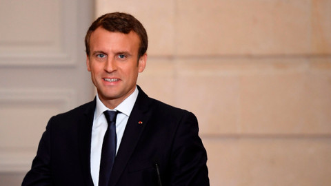 Macron: AB ile Türkiye konusunda anlaştık