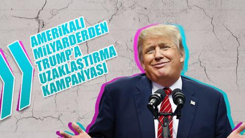 ABD'li milyarderden Trump için uzaklaştırma kampanyası