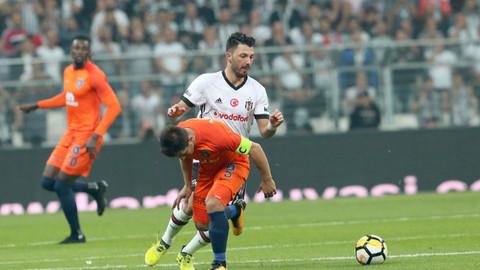 Beşiktaş-Başakşehir maçından notlar