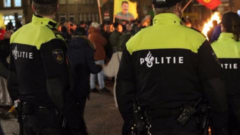 PKK Belçika'da eylem yaptı