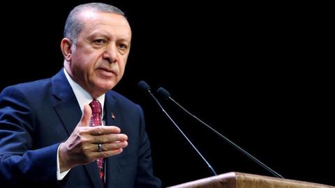 Erdoğan, Tezcan hakkında suç duyurusunda bulundu