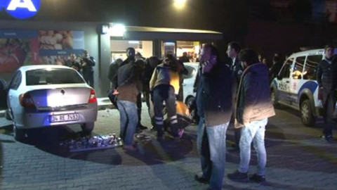 Ümraniye'de çatışma: 1 polis yaralı
