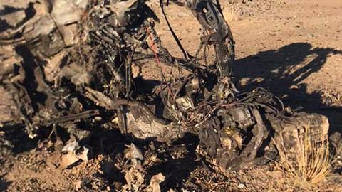 Ağrı'da bomba yüklü araç patlatıldı