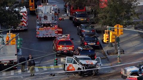 New York saldırısını terör örgütü DEAŞ üstlendi