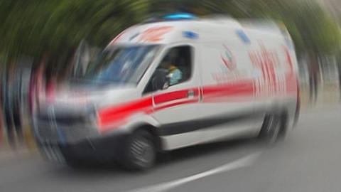 Çocukların sokakta bulduğu cisim patladı