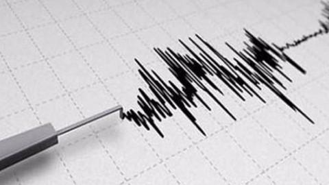 Marmaris'te 4.4 büyüklüğünde deprem oldu