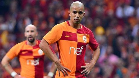 Feghouli: G.Saray ile Avrupa'da kupa kaldırmak istiyorum