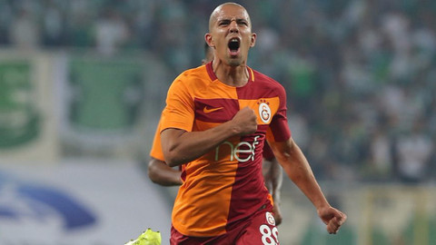 Feghouli'nin 3 maçlık cezası onandı