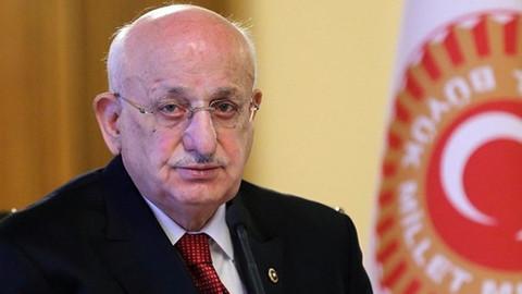 İsmail Kahraman meclis başkanlığı için başvurdu