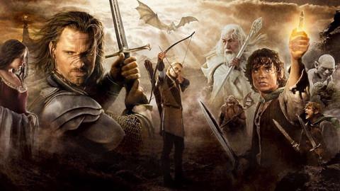 Yüzüklerin Efendisi serisinin dizi olacağı kesinleşti! Peki Hangi kanalda yayınlanacak?
